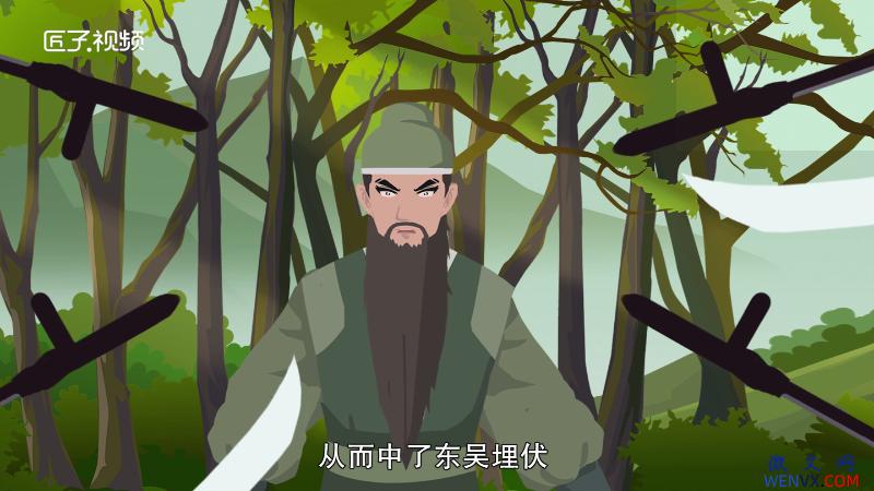 三国时期的蜀国名将关羽的死因 第3张