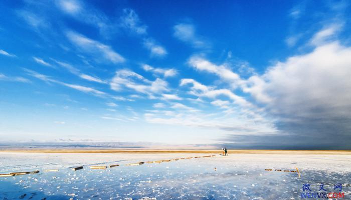 茶卡盐湖的盐是怎么形成的