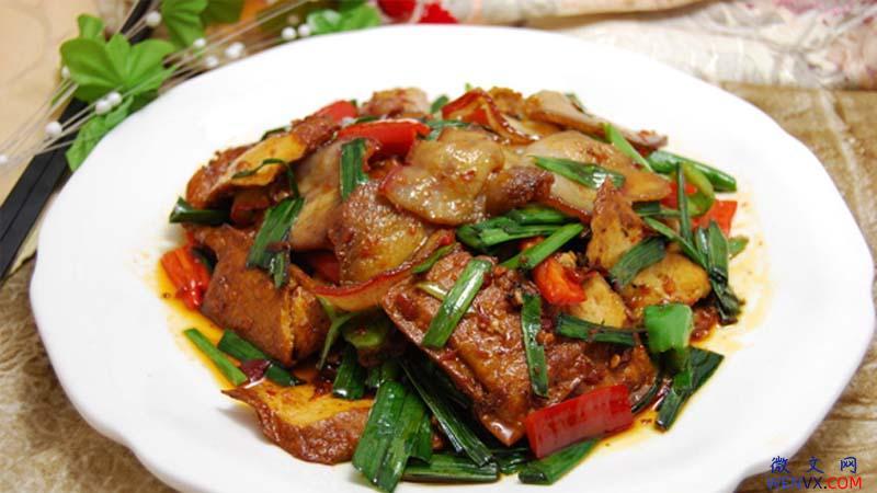 好吃的正宗四川回锅肉做法 第1张