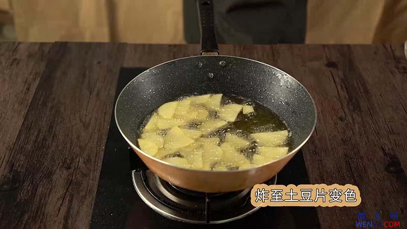 土豆回锅肉的好吃做法 第6张