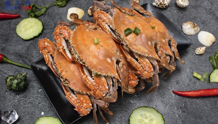 梭子蟹是不是凉性食物 第2张