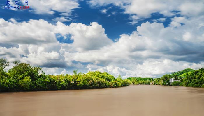 中国最长的三大河流是什么河 第1张