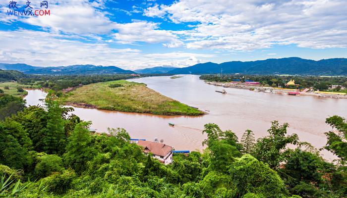 湄公河在哪个国家 第1张