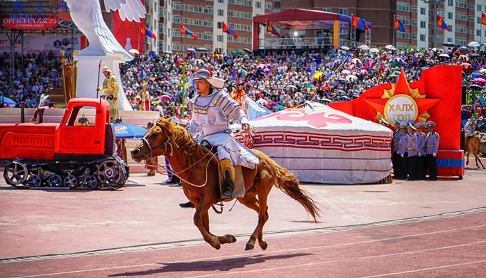 蒙古族的特点和风俗 第1张