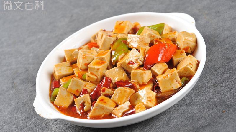 家常麻辣豆腐做法