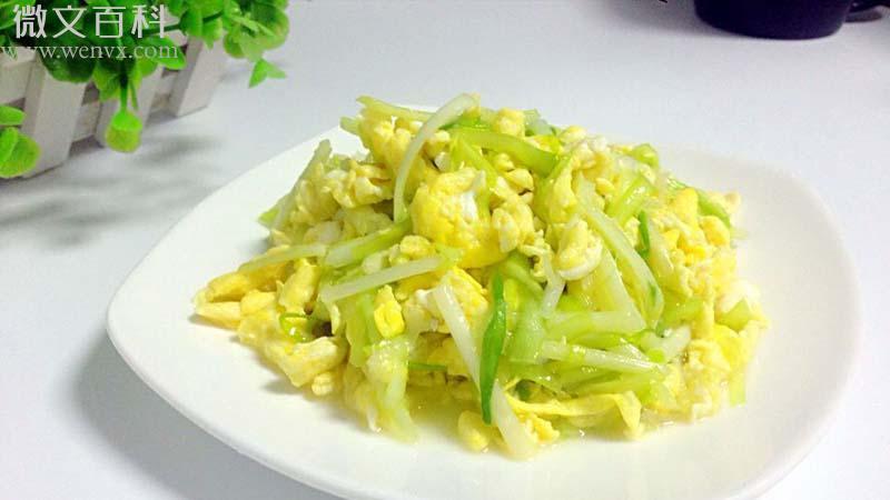 韭黄炒蛋最正宗好吃的做法 第3张
