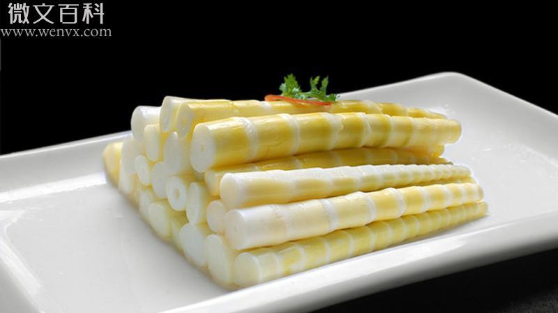广东酸笋的腌制方法 第2张